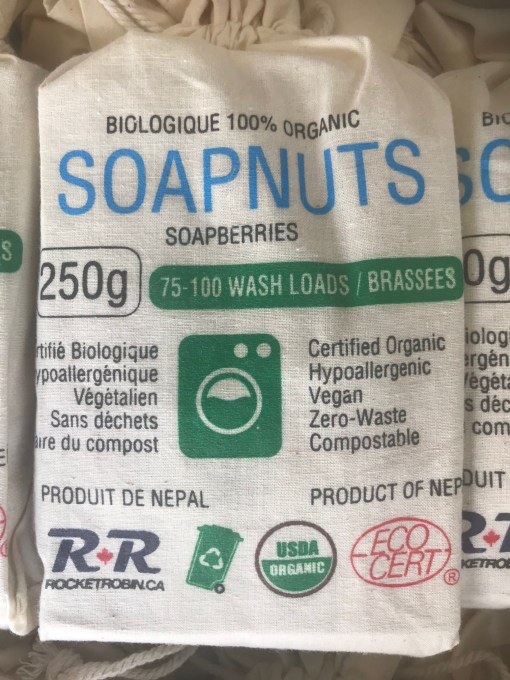 Soapnuts 250g