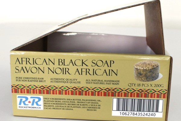 Black Soap 823