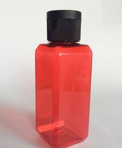 60 ml plastic bottle