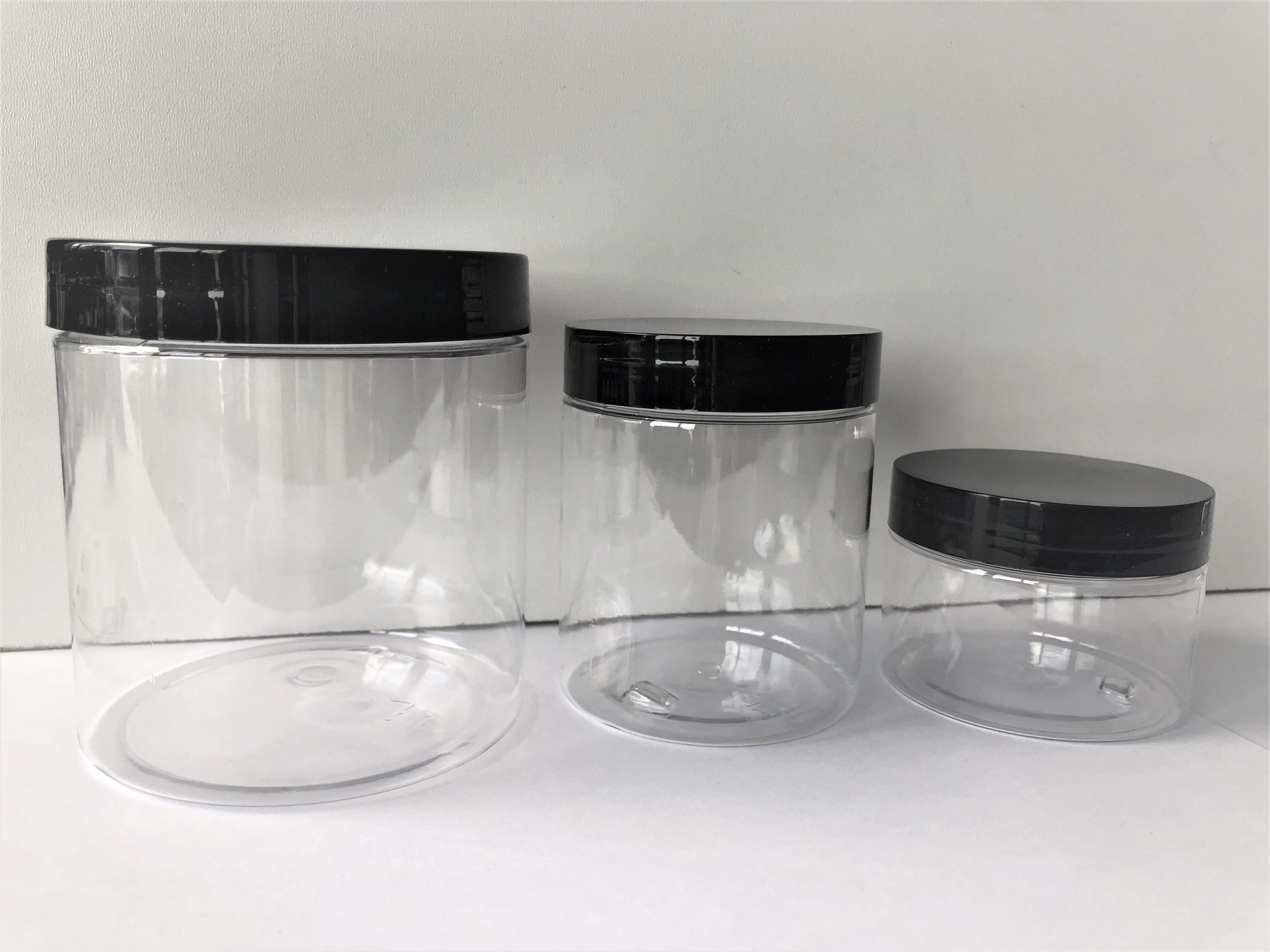Plastic Jars 500ml