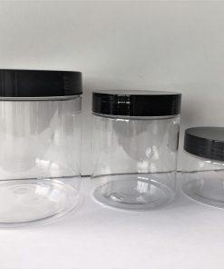 Plastic Jars 500ml