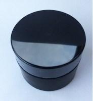 Glass cosmetic jar 1