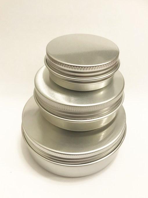 Aluminum Tins 2