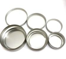 Aluminum Tins