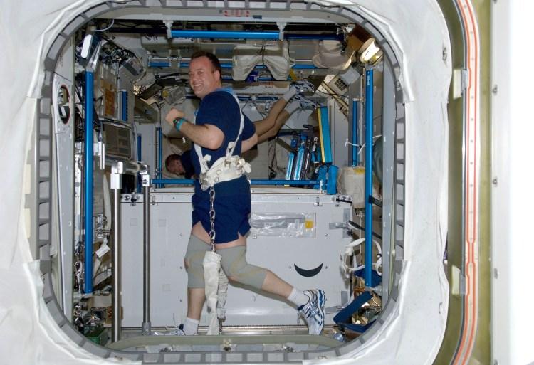 Astronaut Ron Garan. Credit: NASA