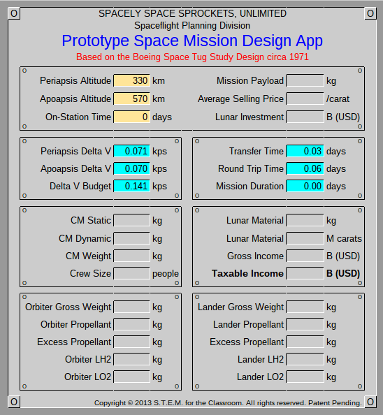Gravity App
