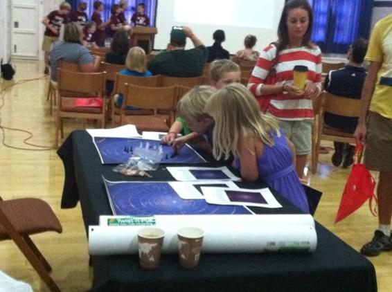 The Mars Society's 2013 STEM Education Event