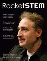 RocketSTEM May 2014 Front Cover