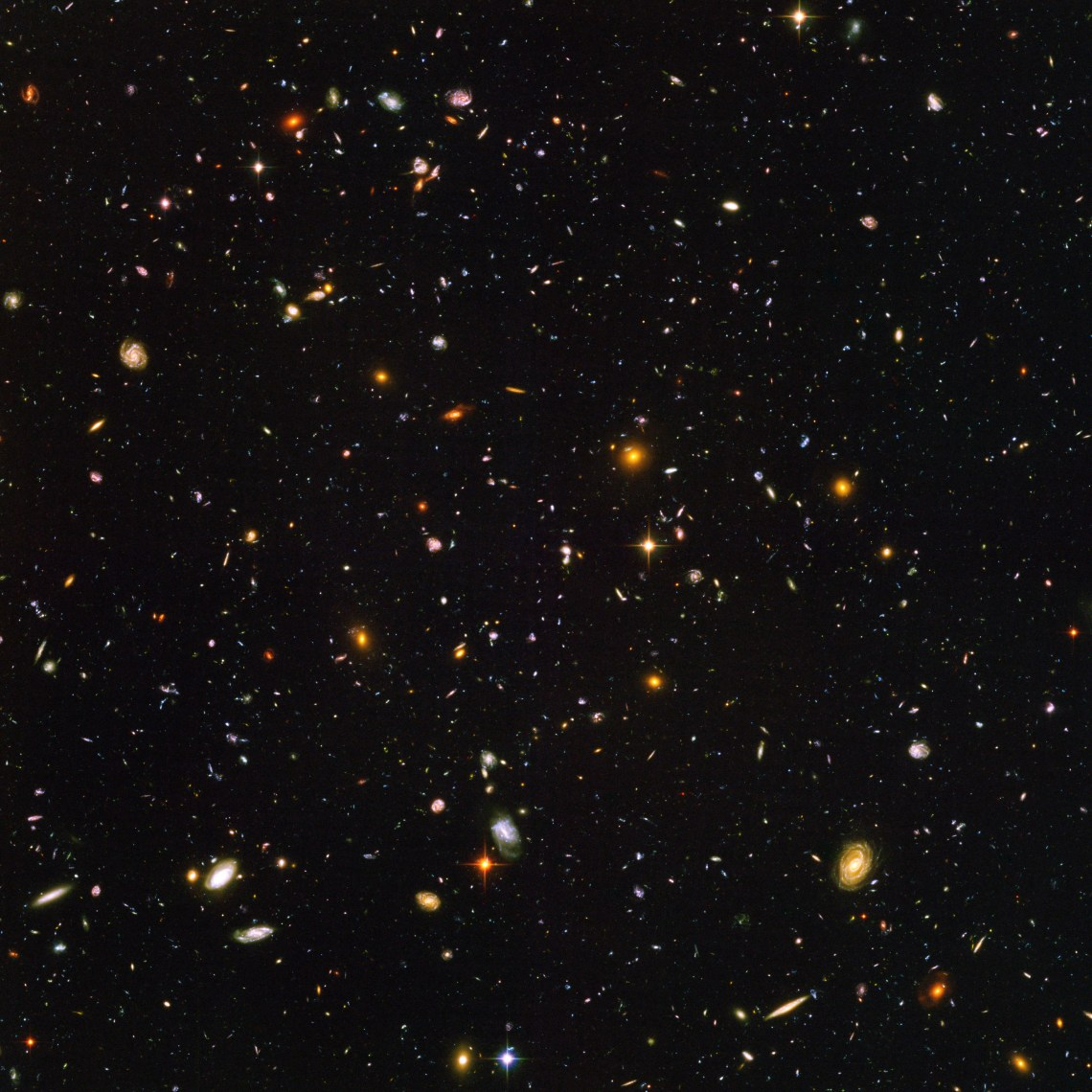 HUBBLE'S TOP 100 • #7 • Credit: NASA/ESA and The Hubble Heritage Team STScI/AURA)