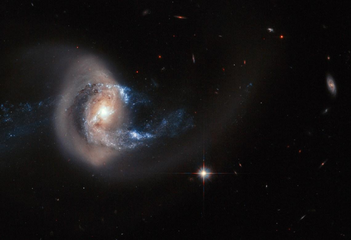 HUBBLE'S TOP 100 • #57 • Credit: ESA, NASA