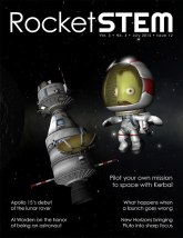 RocketSTEM July 2015 Front Cover