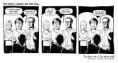 The Best Comic on the bill 28