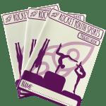 gymnastics progress booklet leicester