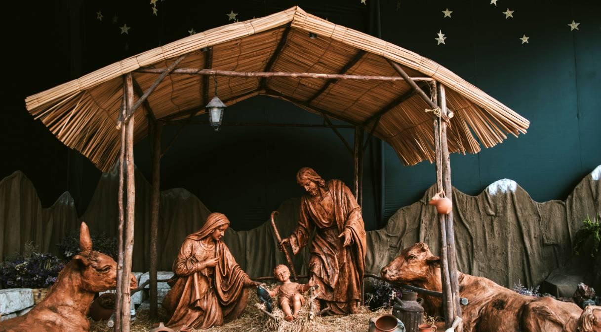 Nativity decor