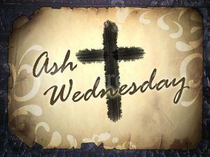 Ash Wed 1