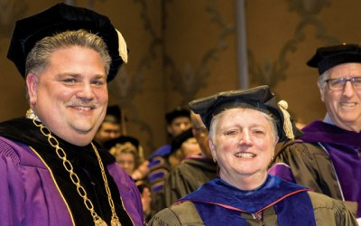 A special message from retiring Provost Belinda Wholeben