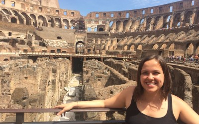 Andie Bent: Studying Abroad 'Empowering'