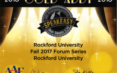 Rockford University recognized with seven 2018 American Advertising Awards