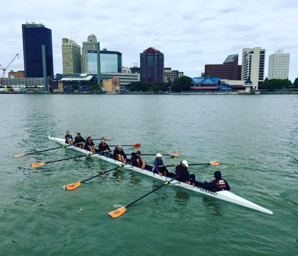 Frogtown Regatta from the Fall of 2016