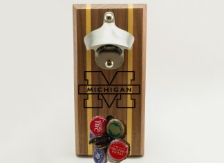 College Bottle Openers