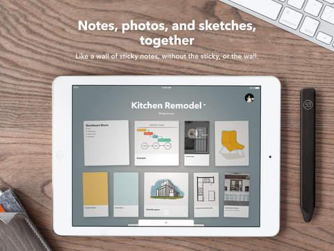 ipad app paper