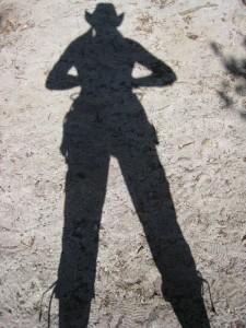 I'm a rockgrrl cowgirl!