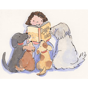 Read to a Dog!