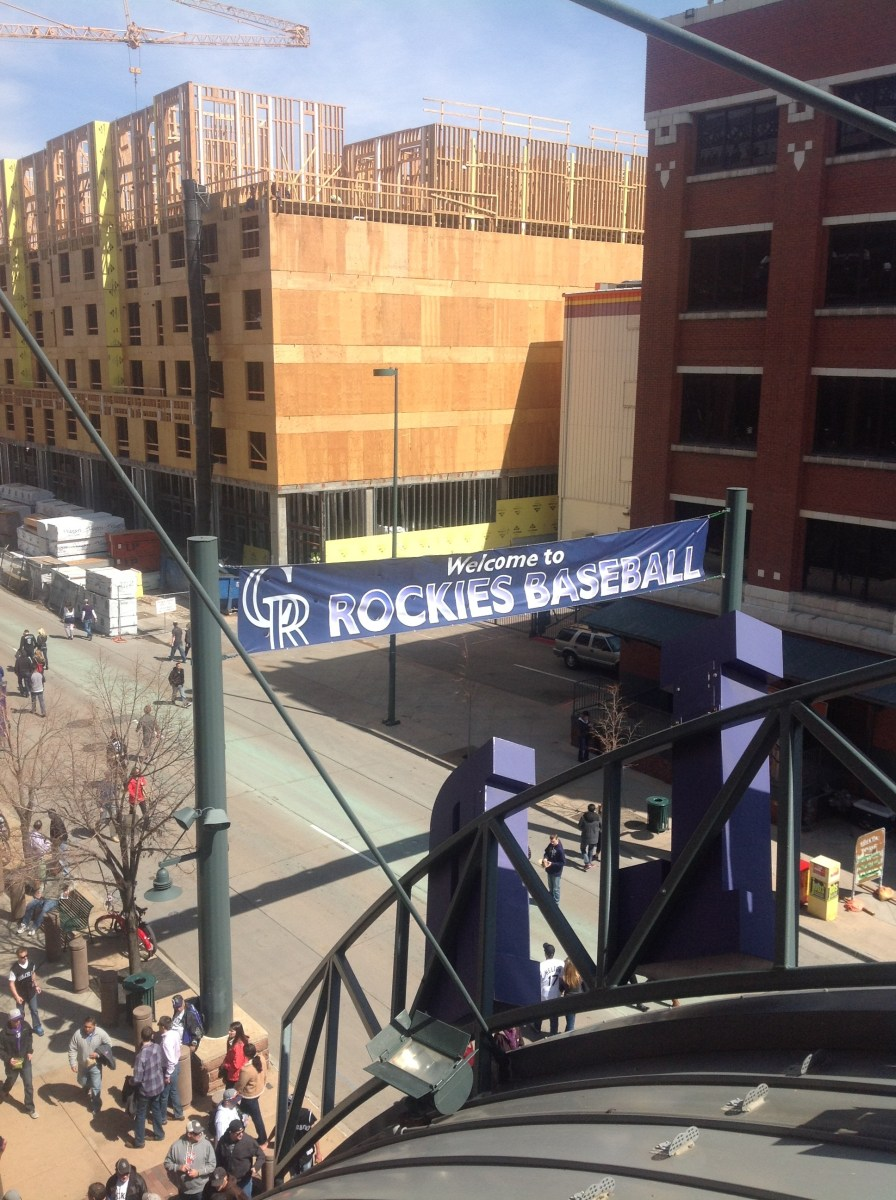 One More Reason Why The Rockies Don't Hit On The Road