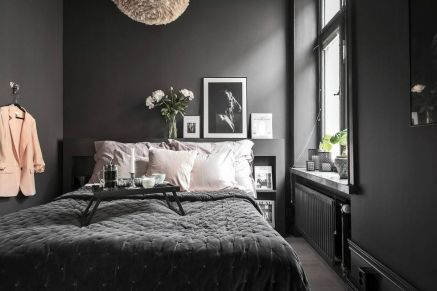 Cool modern bedroom design ideas 44