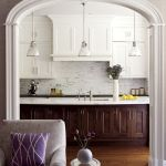 Rustic And Classic Wooden Kitchen Cabinet 11