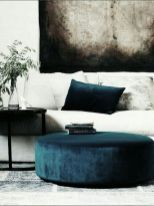 Inspiring Contrast Color Interior Design 11