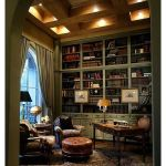 Home Library Design and Decorations Ideas 21