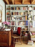 Home Library Design and Decorations Ideas 26