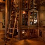 Home Library Design and Decorations Ideas 27