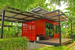Best shipping container house design ideas 70