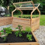 Amazing Creative Wood Pallet Garden Project 23