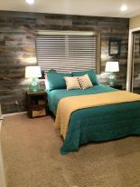 Artistic Pallet, Peel and Stick Wood Wall Design and Decorations 18