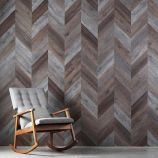 Artistic Pallet, Peel and Stick Wood Wall Design and Decorations 2