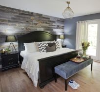 Artistic Pallet, Peel and Stick Wood Wall Design and Decorations 43