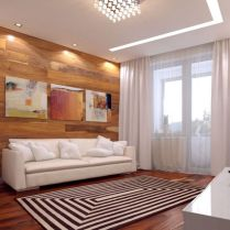 Artistic Pallet, Peel and Stick Wood Wall Design and Decorations 73