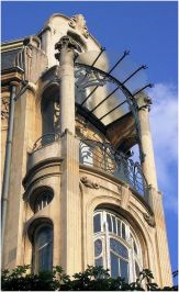 Beautiful art nouveau building architecture design 16