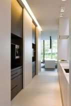 Modern and Contemporary Kitchen Cabinets Design Ideas 32