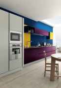 Modern and Contemporary Kitchen Cabinets Design Ideas 39