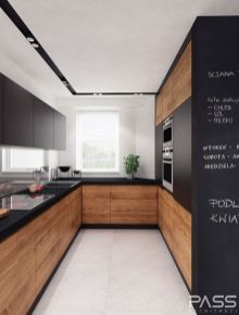 Modern and Contemporary Kitchen Cabinets Design Ideas 48