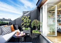 Amazing Rooftop Porch and Balcony Inspirations 27
