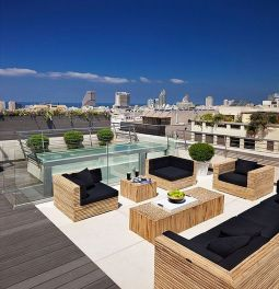 Amazing Rooftop Porch and Balcony Inspirations 31