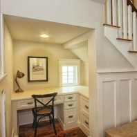 Awesome Cool Ideas To Make Room Under Stairs 24