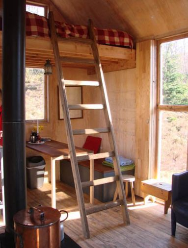 Cool Loft Bed Design Ideas for Small Room 3
