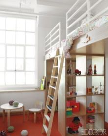 Cool Loft Bed Design Ideas for Small Room 87