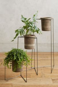 Cool Plant Stand Design Ideas for Indoor Houseplant 34